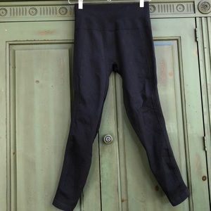 Lululemon seamless high waisted leggings